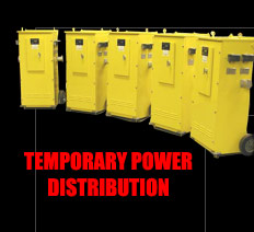 temporary power distribution